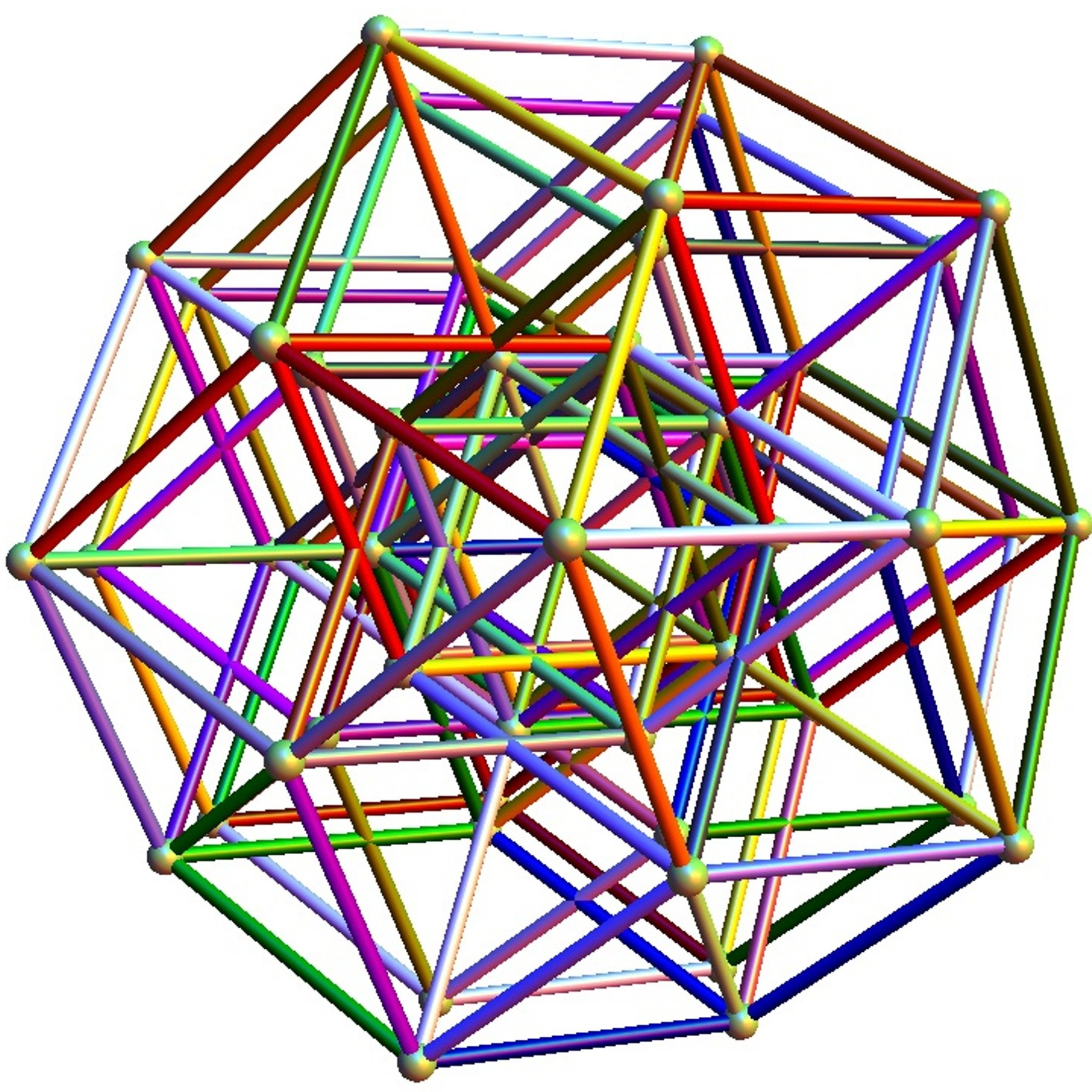 6Cube-QuasiCrystal-low