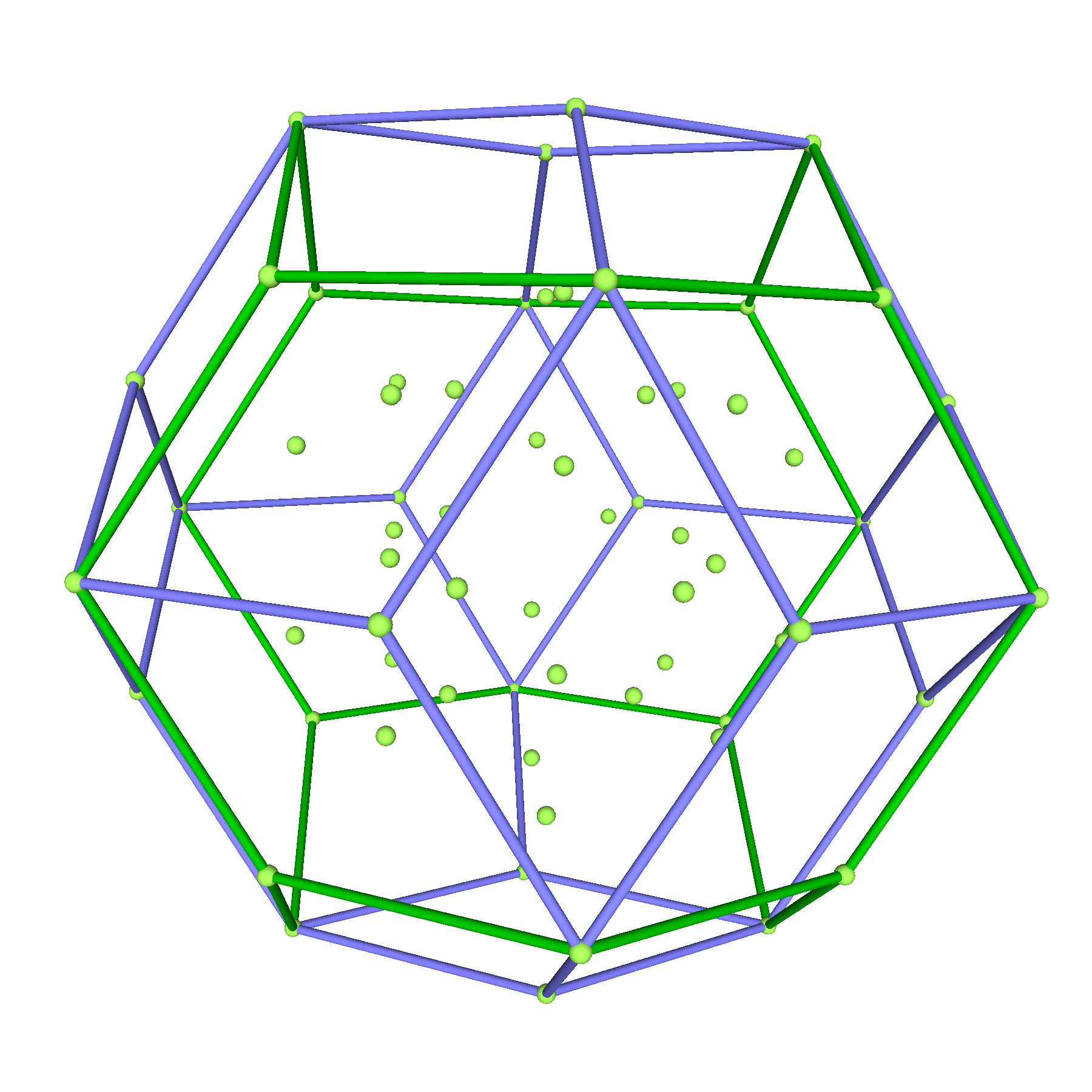 RhombicTricontahedron